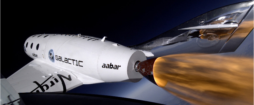 VIRGIN GALACTIC REACHES NEW HEIGHTS IN THIRD SUPERSONIC TEST FLIGHT