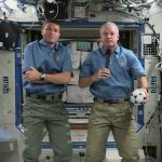 Space Station Crew Discusses Life in Space with California Students (video)