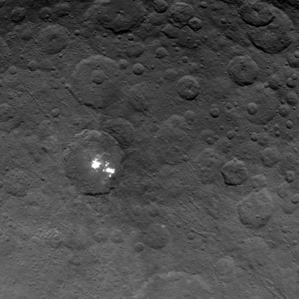 What's the spot on World Ceres?