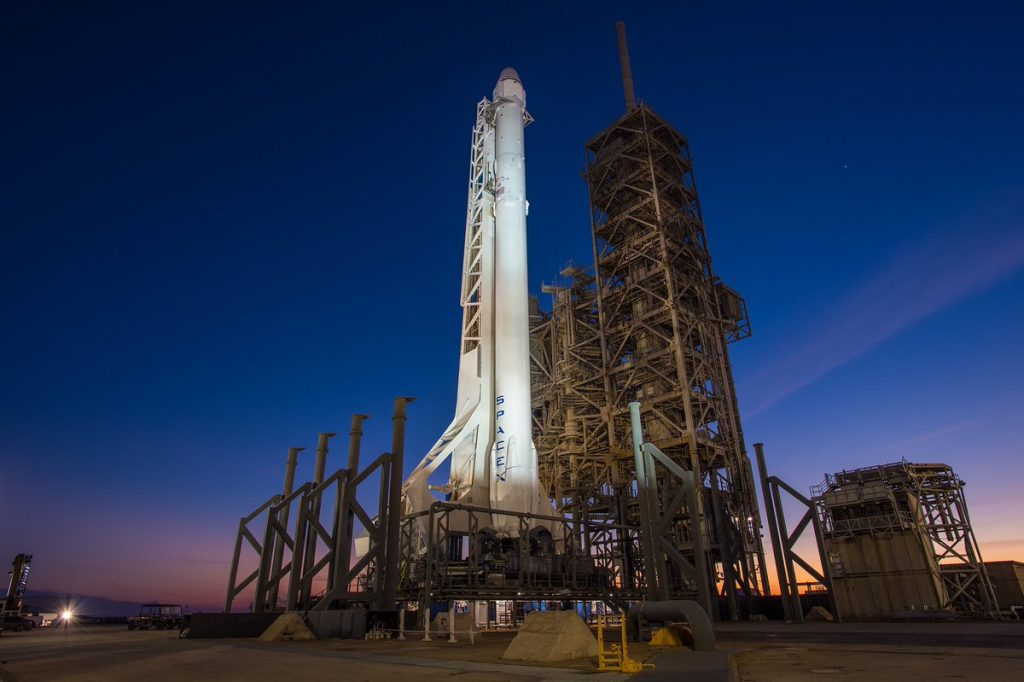 SpaceX Postpones Launch of Tenth Cargo Mission to the International Space Station