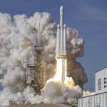 FALCON HEAVY TEST LAUNCH (Video)