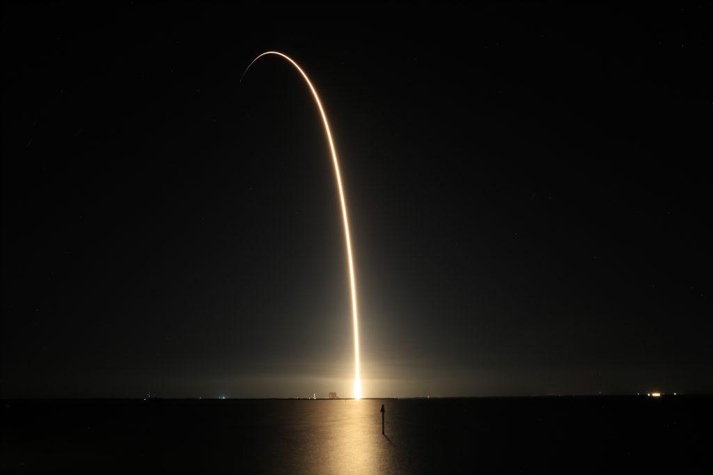 SpaceX Merah Putih